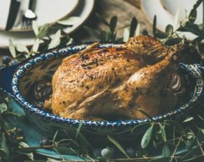 طريقة تحضير الدجاج بالزيتون