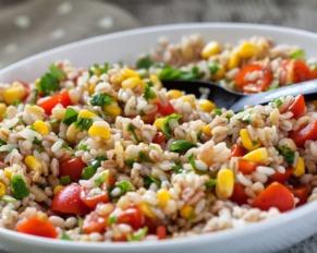 طريقة تحضير الأرز المكسيكي للرجيم
