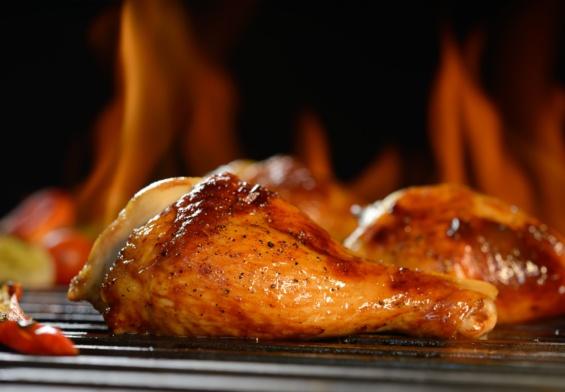 طريقة تحضير دجاج مشوي بالفرن لرجيم مثالي
