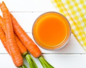 طريقة تحضير عصير الجزر والبرتقال للتخسيس