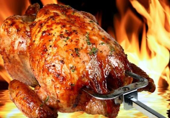 طريقة تحضير دجاج مشوي بالفرن للرجيم