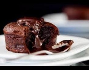 طريقة تحضير سوفليه الشوكولاتة بالمايكرويف