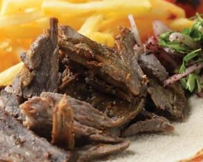 طريقة تحضير شاورما اللحم بدهون أقل للرجيم