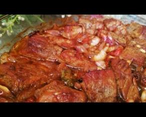 طريقة تحضير طاجن اللحم الشهي لرجيم مثالي