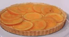 طريقة تحضير تارت البرتقال