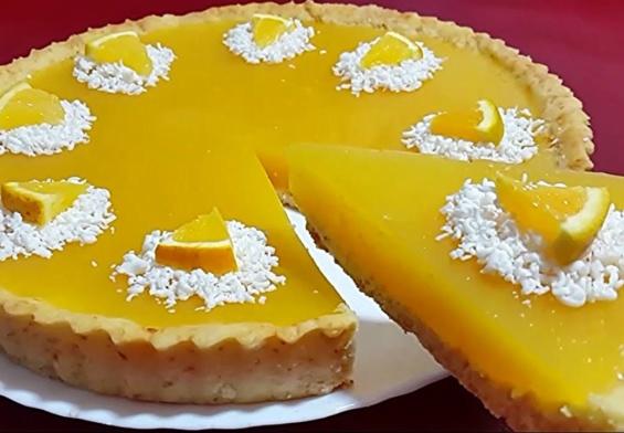 طريقة تحضير تارت الليمون