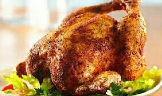 طريقة تحضير دجاج مشوي بالليمون والزنجبيل لرجيم صحي