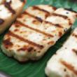 طريقة تحضير أسياخ جبن حلوم مشوي السورية