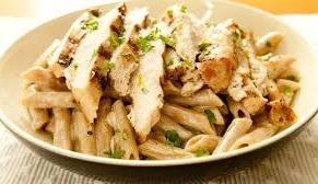 طريقة تحضير الباستا الإيطالية مع الدجاج