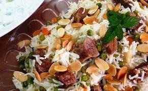 طريقة تحضير الرز ببزاليا السورية