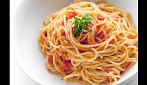 طريقة تحضير السباغيتي الإيطالية
