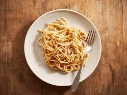 طريقة تحضير سباغيتي الكاربونارا من المطبخ الإيطالي