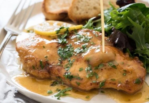 طريقة تحضير دجاج الباسك الفرنسي