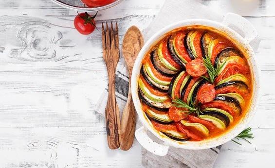 طريقة تحضير طبق راتاتوي الفرنسي